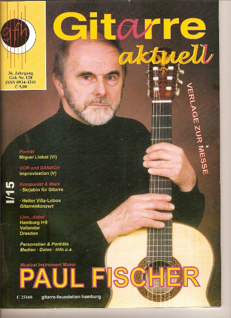 Guitarre Aktuell